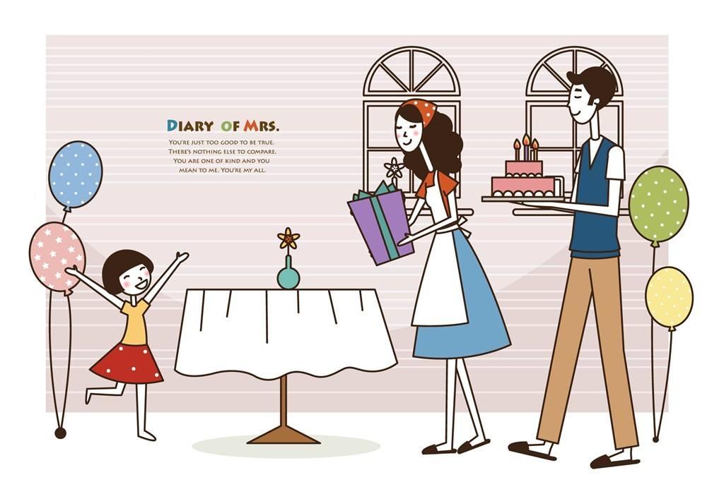 简短孩子生日祝福句子